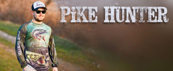 Fishingwear Pike hunter Jersey