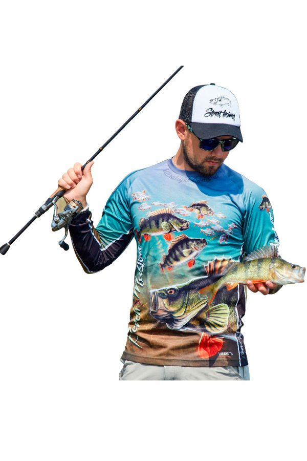 Fishingwear Fishing Jersey Perch master main