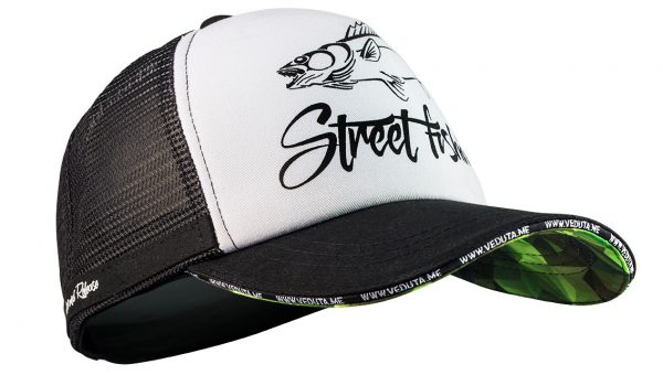 Fishing Cap Street Fishing