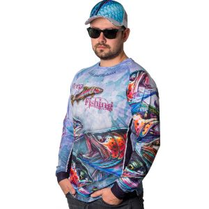 Fishingwear Area Fishing Jersey main
