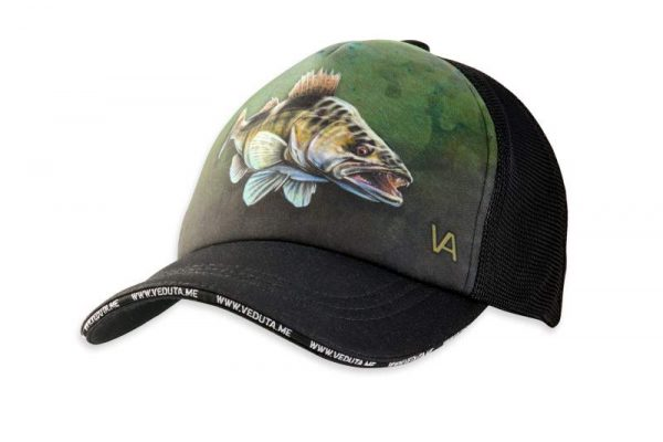 Zander Hunter Fishing CAP