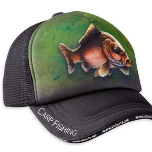 Carp fishing CAP designed by Veduta