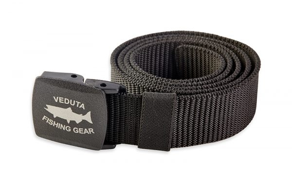 Fishing Belt Veduta Design Black
