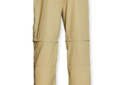 Veduta Design Zipp-off Pants UPF50+ sun protection