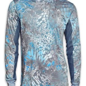 Fishing Jersey - AIR series - Blue
