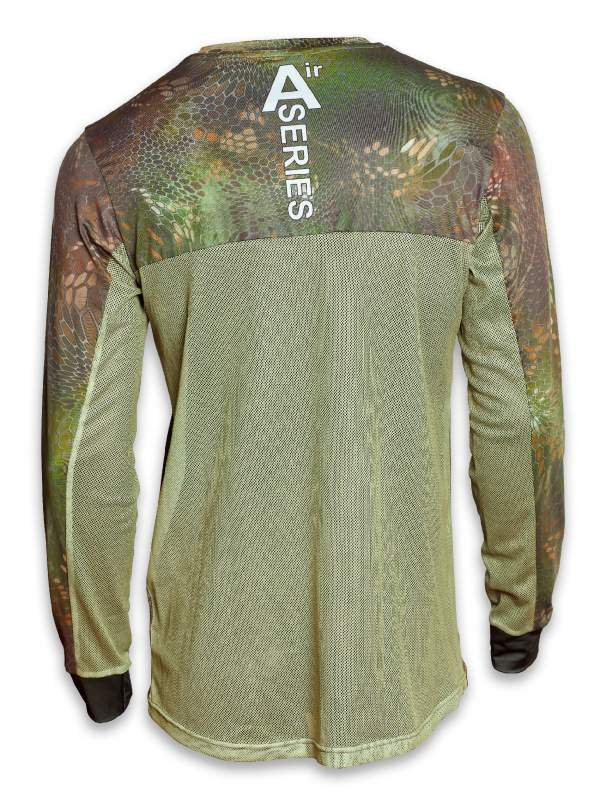 Air Series Fishing Jersey back